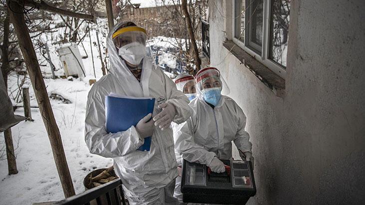Ürküten koronavirüs tablosu! Vakalar da can kayıpları da artıyor