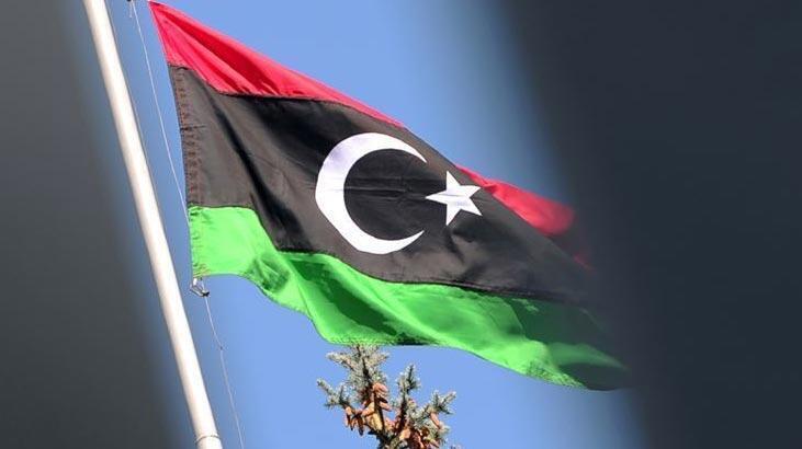 Libya'da kahreden olay