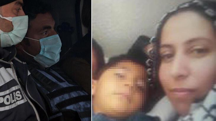 4 çocuk annesi eşini öldürüp, kaçan zanlı yakalandı