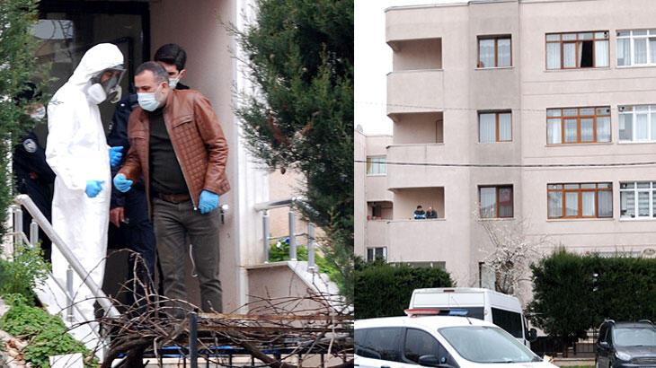 Tuzla'da folyoyla sarılan çuval içerisinde erkek cesedi bulundu