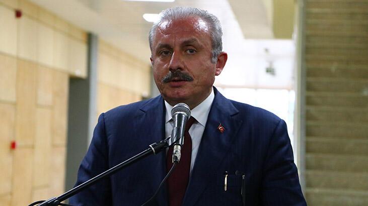 TBMM Başkanı Şentop: Milletvekilliğinin nasıl sona ereceği anayasayla kanunla belirlenmiştir