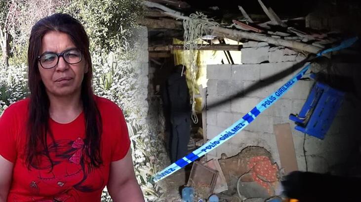 Ahırda korkunç ölüm! Sesi duyan oğlu içeri girince cansız bedenini buldu