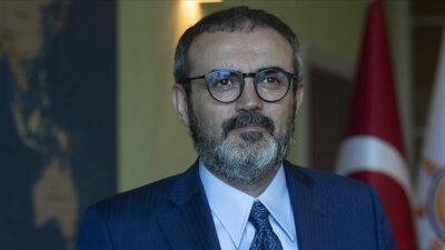 AK Partili Ünal: Bugün yeni bir yolculuk başlıyor