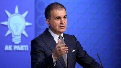 AK Parti'den Güney Kıbrıs'taki cami saldırısına tepki