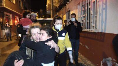 Bursa'da can pazarı! 4'ü çocuk 8 kişi hastanelik oldu