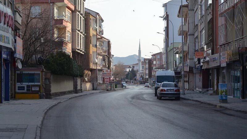 Bir şehir tamamen kapandı! Hiç kimse sokağa çıkamayacak