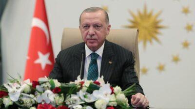 Cumhurbaşkanı Erdoğan, İtalya Başbakanı ile görüştü