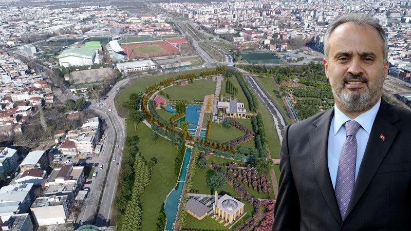 Bursa'ya değer katacak proje