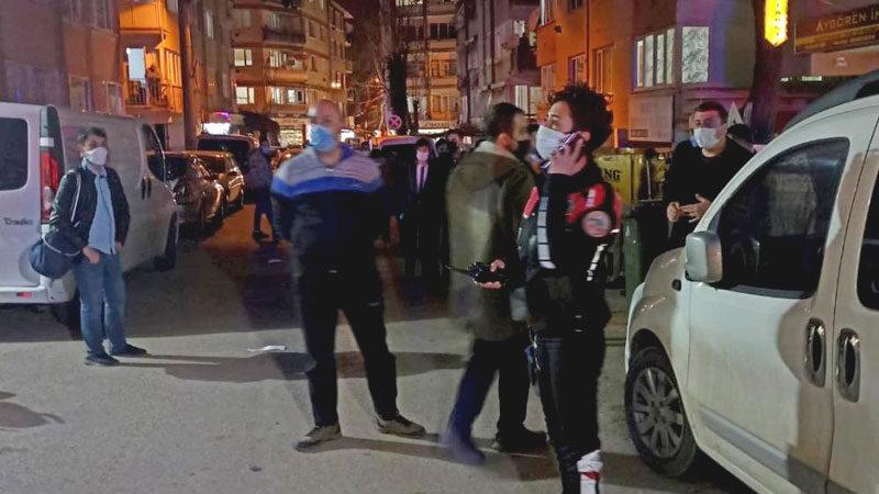 Yer: Bursa… Kız meselesi yüzünden ortalık karıştı