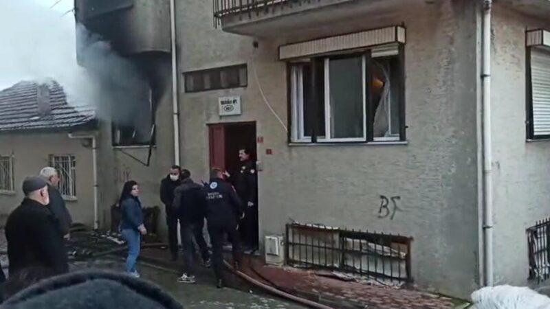 Yer: Bursa… Çocuklarını içeride zannetti, sinir krizi geçirdi