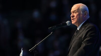 MHP lideri Bahçeli'den Cumhur İttifakı açıklaması