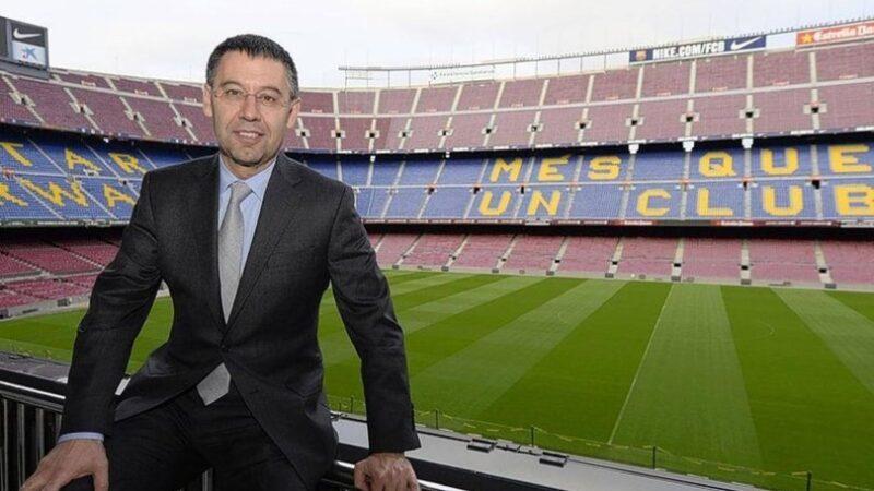 Barcelona'nın eski başkanı gözaltında!