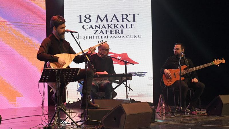Osmangazi'de istiklalden istikbale Çanakkale Zaferi