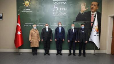 AK Parti Bursa'dan flaş açıklama: 'Ankara'da daha da güçlendik'