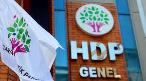 HDP'ye kapatma davası açıldı…