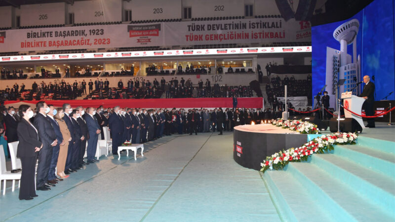 MHP'de liste sürprizi… Bursa'dan kimler var?
