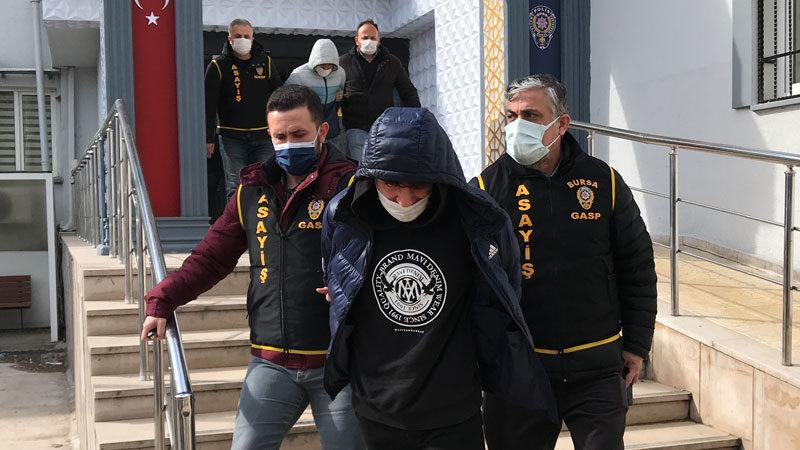 Bursa'da PTT şubesini soymuşlardı! Flaş gelişme