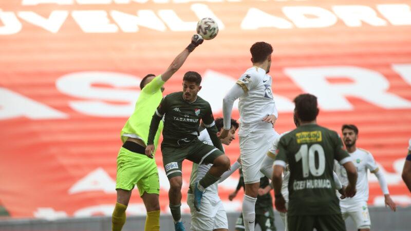 Bursaspor play-off'a kalabilecek mi? En yetkili isim açıkladı…