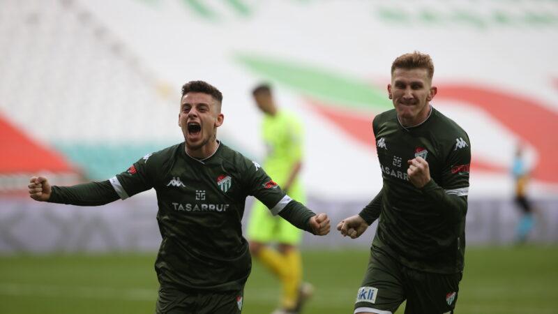 Bursaspor için fırsat maçı! Bu şans kaçmaz…