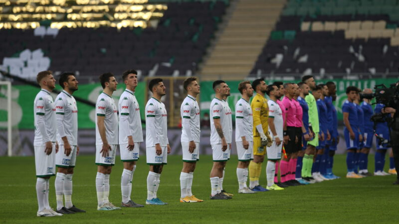 Bursaspor'dan tam 25 futbolcu! Bu bir rekor…