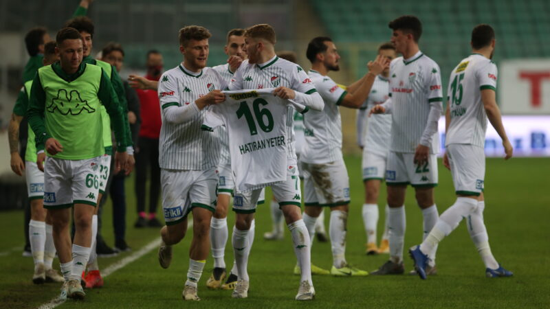 Bursaspor'da 'Futbolcu muhtırası' ve yapılması gereken!