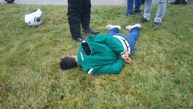 Bursa'da yarım saatte 3 kişiyi bıçakladı! 'Hepsini ben bıçakladım, sana ne'