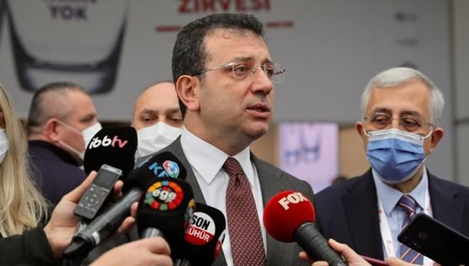 İmamoğlu'dan Gezi Parkı açıklaması: Davamızı başlatıyorum