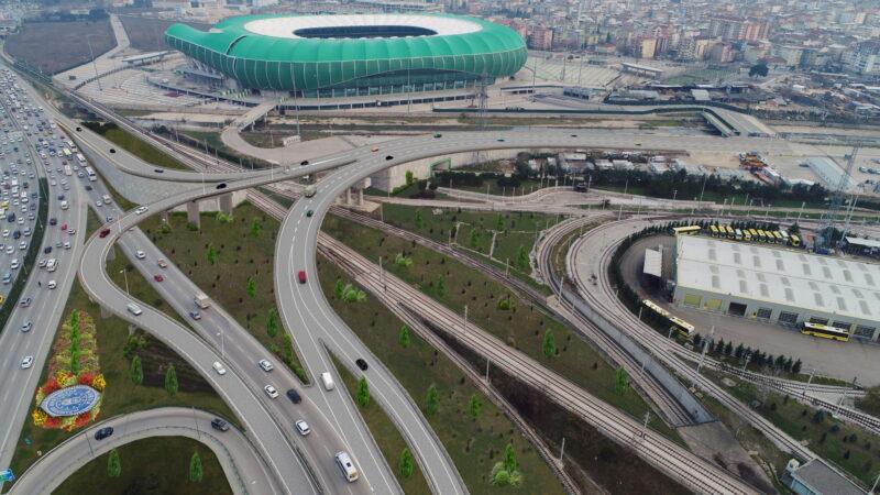 Bursa'da o otopark halka açılacak?