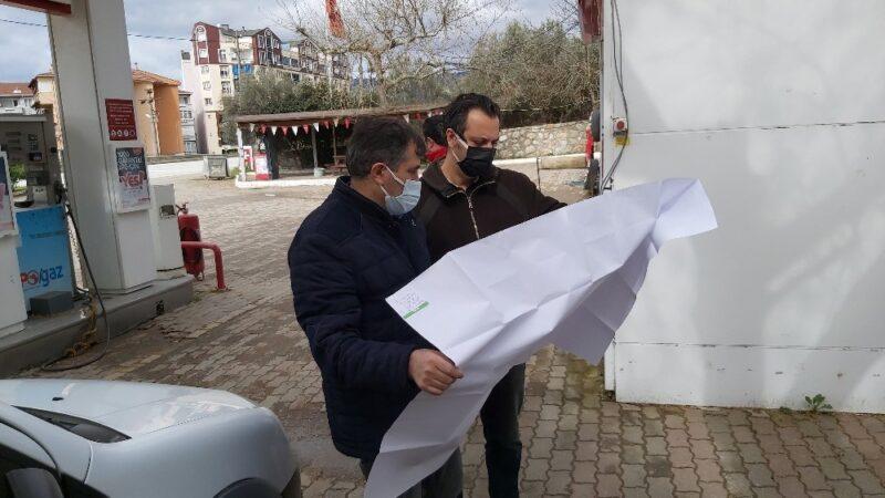 Bursa'da akaryakıt istasyonlarında sıkı denetim