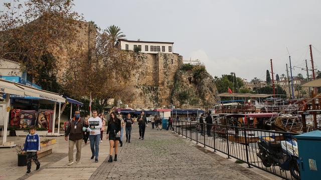 Turizmde 2021 hedefi 34 milyon turist
