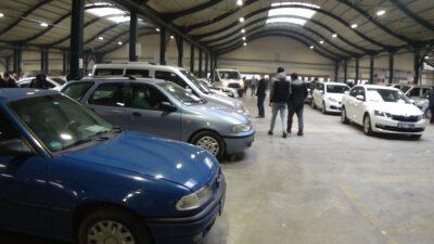Bursa'da aylar sonra ikinci el oto pazarı açıldı