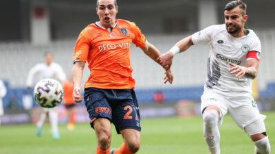 Süper Lig'de 28. hafta! Başakşehir kazanmayı unuttu…