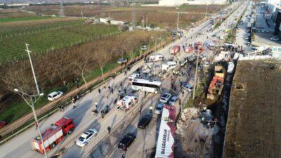 Bursa'daki 4 kişinin hayatını kaybettiği kazada şoför konuştu
