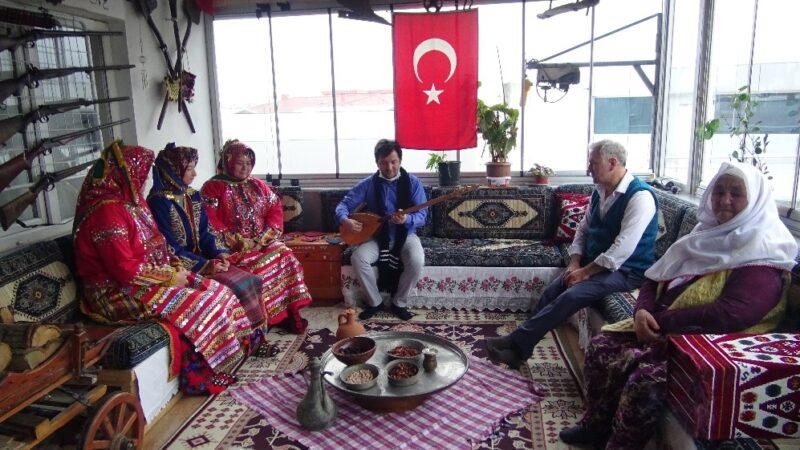 Yer: Bursa… Yörük kültürünü yaşatıyorlar