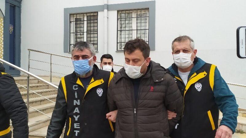 Bursa'da radyo programcısını öldüren zanlı tutuklandı