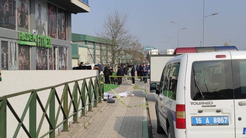 Bursa'da kahreden son! Feci şekilde can verdi