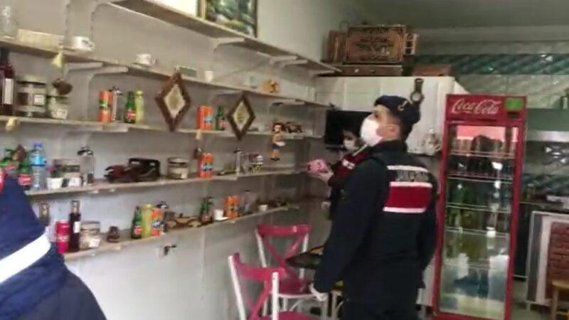 Bursa'da çay ocağına uyuşturucu operasyonu