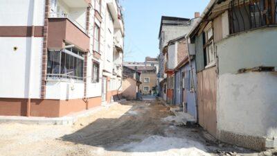 Bursa'da çıkmaz sokaklar açılıyor!