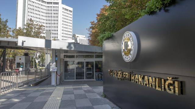İtalya'nın Ankara Büyükelçisi, Dışişleri'ne çağrıldı