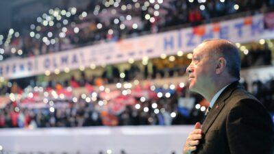 AK Parti kongresi bitti! İşte kullanılan oy sayısı…