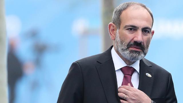 Paşinyan'dan Türkiye açıklaması