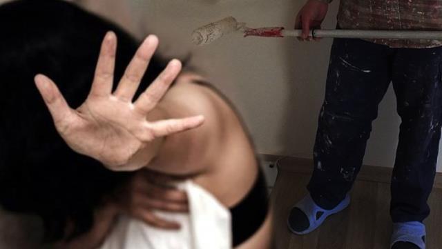 Evine çağırdığı usta, talihsiz kadına cinsel ilişki teklifinde bulundu
