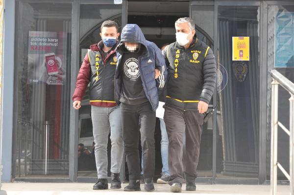 Bursa'da PTT şubesini soyan 2 kişi tutuklandı