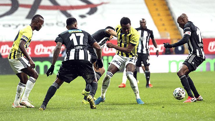 Süper Lig'de yarış kızıştı ! Derbide iki gol var…
