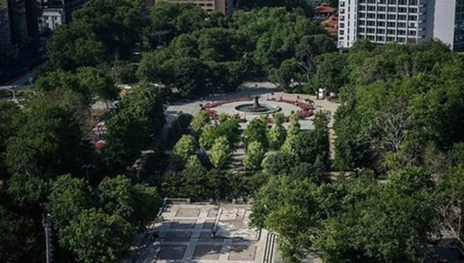 Gezi Parkı nereye devredildi?