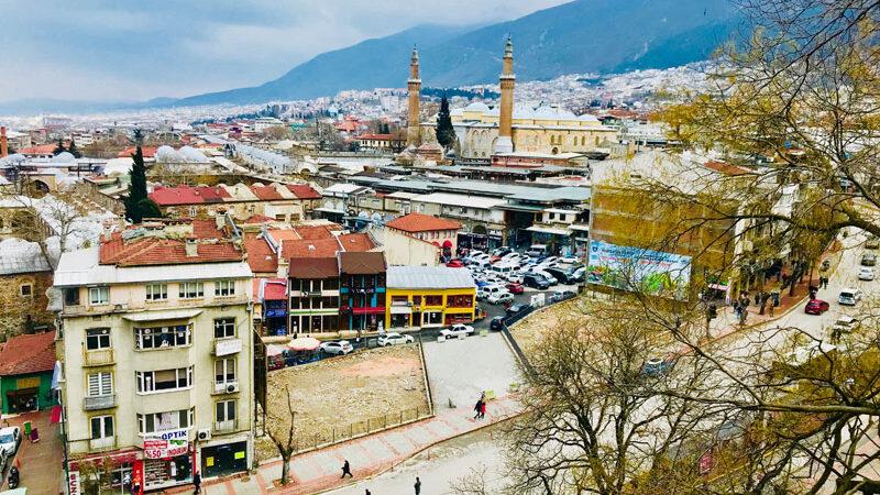 Bursa'da o bina ne olacak?