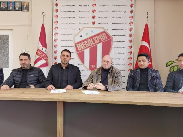 2.Lig'deki Bursa ekibi hocasını buldu!