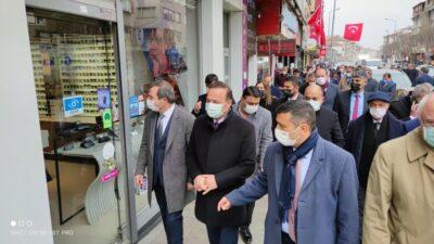 İYİ Parti HDP kararını Bursa'da değerlendirdi…