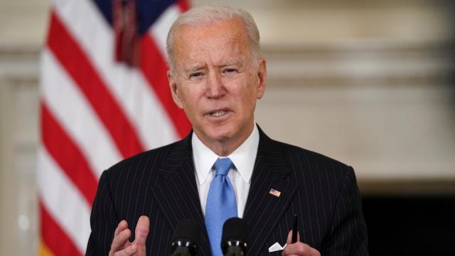 Biden'den skandal açıklama!