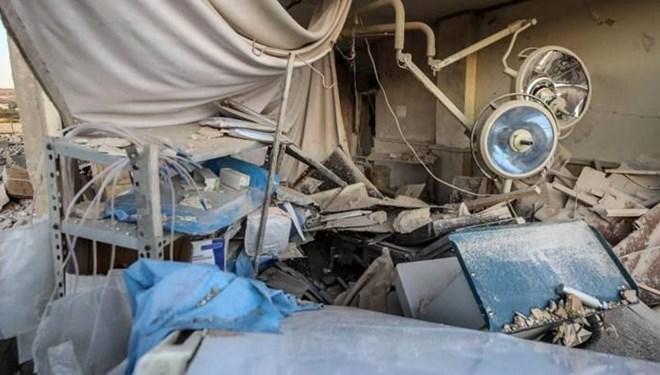 Esad rejiminin saldırısında 1'i çocuk 5 sivil hayatını kaybetti